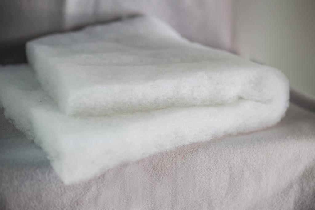 高彈棉仿絲棉產業用服裝服飾家紡