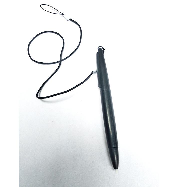 电阻笔电阻屏触摸笔工业触控屏笔可固定加长线款电阻式手写笔