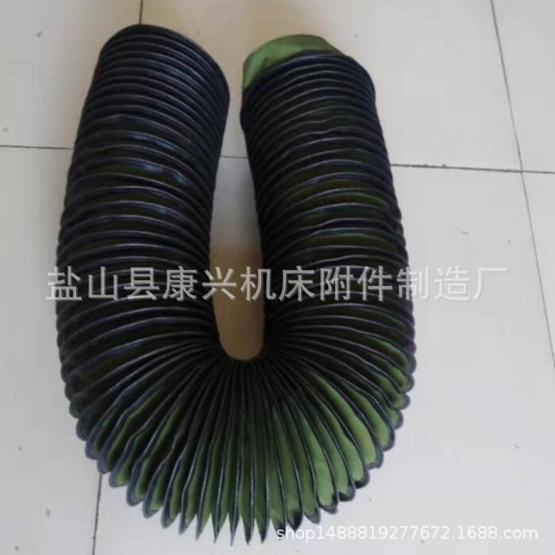 来图或数据标准缝制拉链式丝杠防护罩圆形活塞杆伸缩式油缸防护罩
