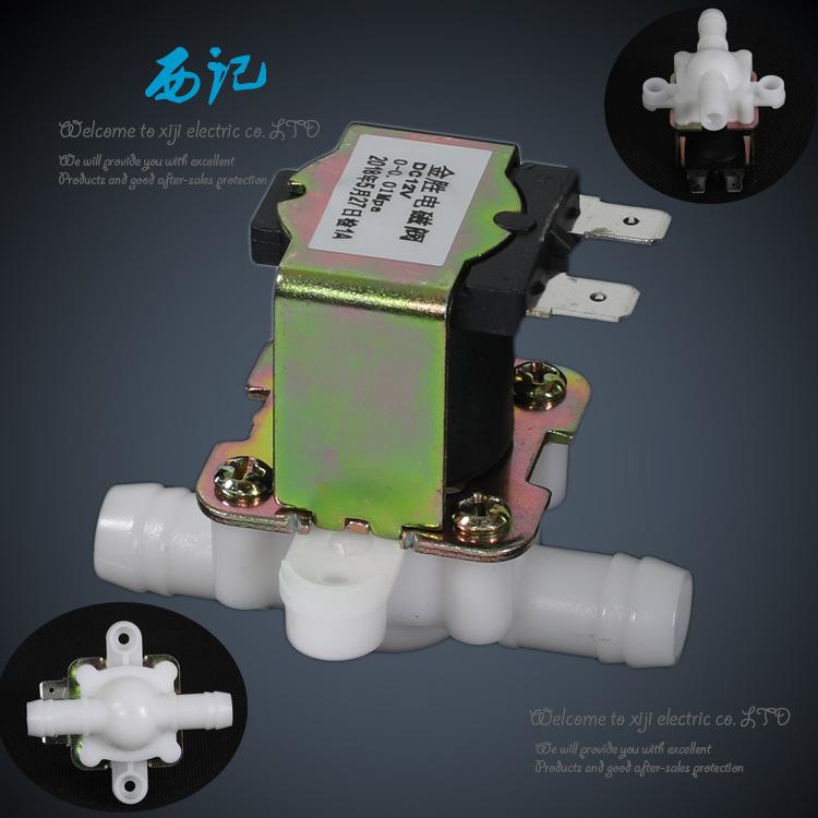 金胜ZE180-CJ2饮水机无压放水电磁阀DC12VAC220VDC12V