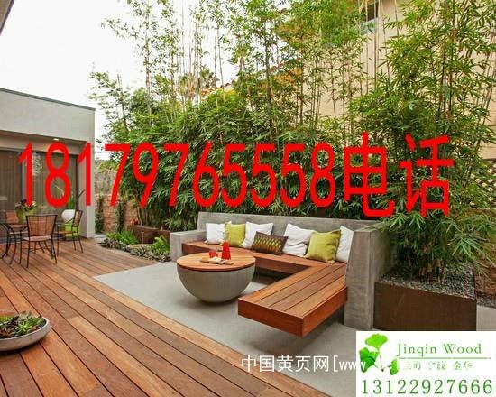 赣州樟子松防腐木|地板|栏杆|木栈道|花架|亭子