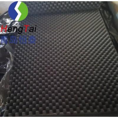 北京鸡蛋波浪吸音棉环保阻燃隔声海棉厂