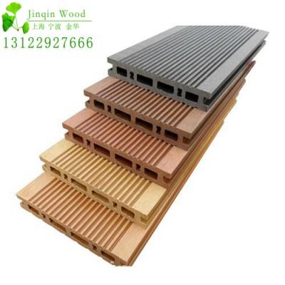 上饶市木塑木地板生产工厂、销售PVC栏杆栅栏花架亭子批发安装