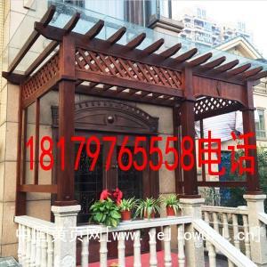 吉安阳台防腐木|露台防腐木地板|防潮防晒墙板|木制葡萄架