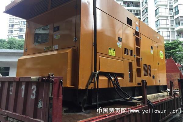 深圳福田发电机出租 龙华布吉发电机厂家 工地酒店租用