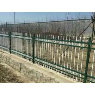 遵义加工铁艺大门锌钢围栏厂家