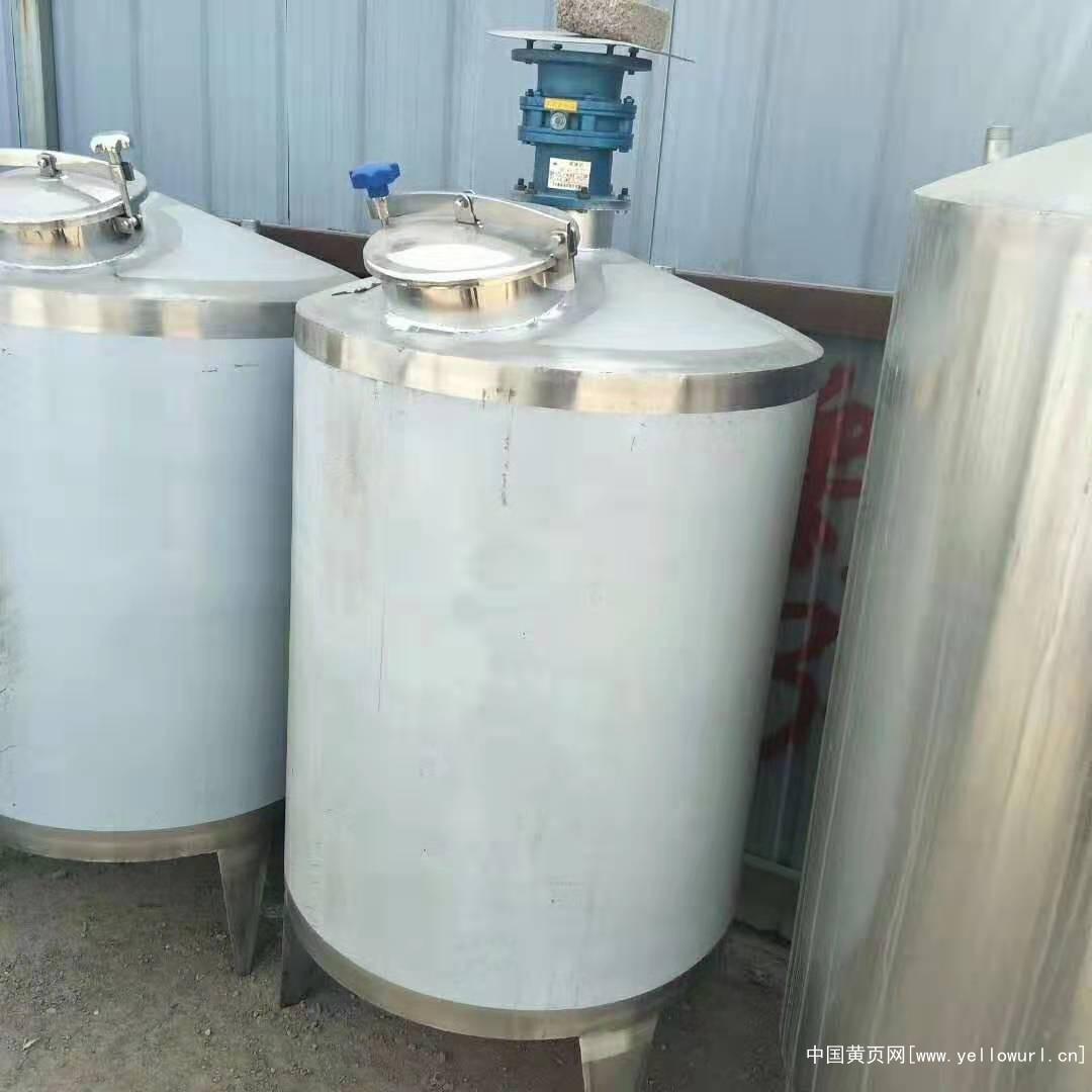 急轉二手攪拌罐 1000升2000升3000升不銹鋼攪拌桶