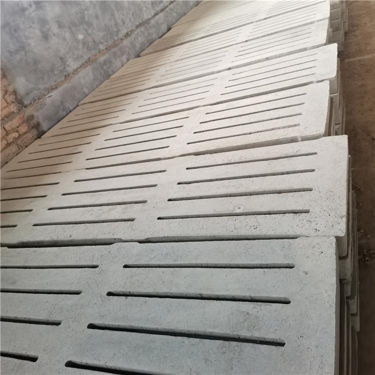 全自动漏粪板设备生产线生产漏粪板设备厂家水泥漏粪板生产设备