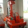 濟南瑞增標準型套缸式升降機升降機升降平臺濟南廠家直銷