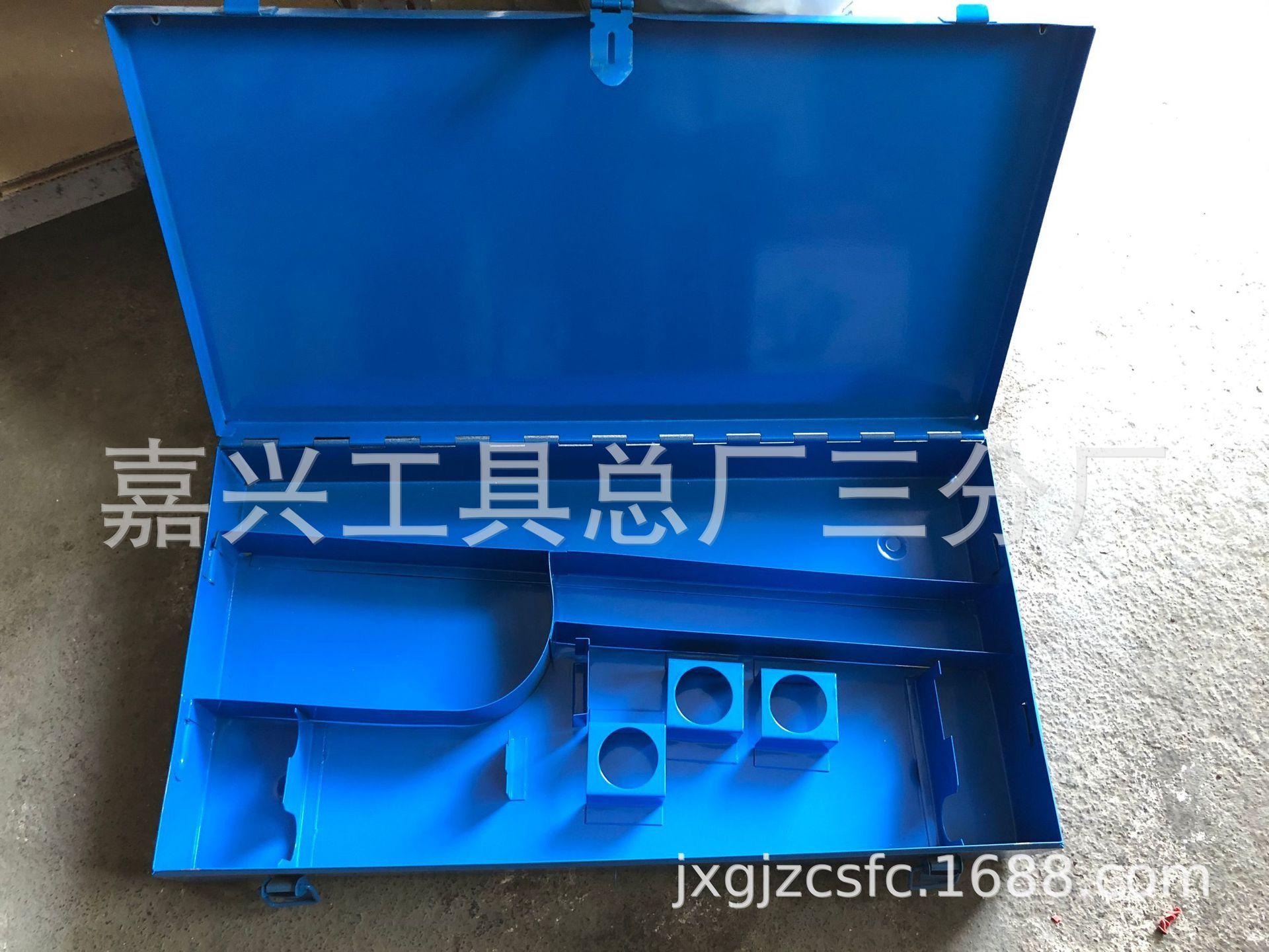 26PC套筒扳手棘轮工具组套铁盒21PC汽修工具套装铁盒