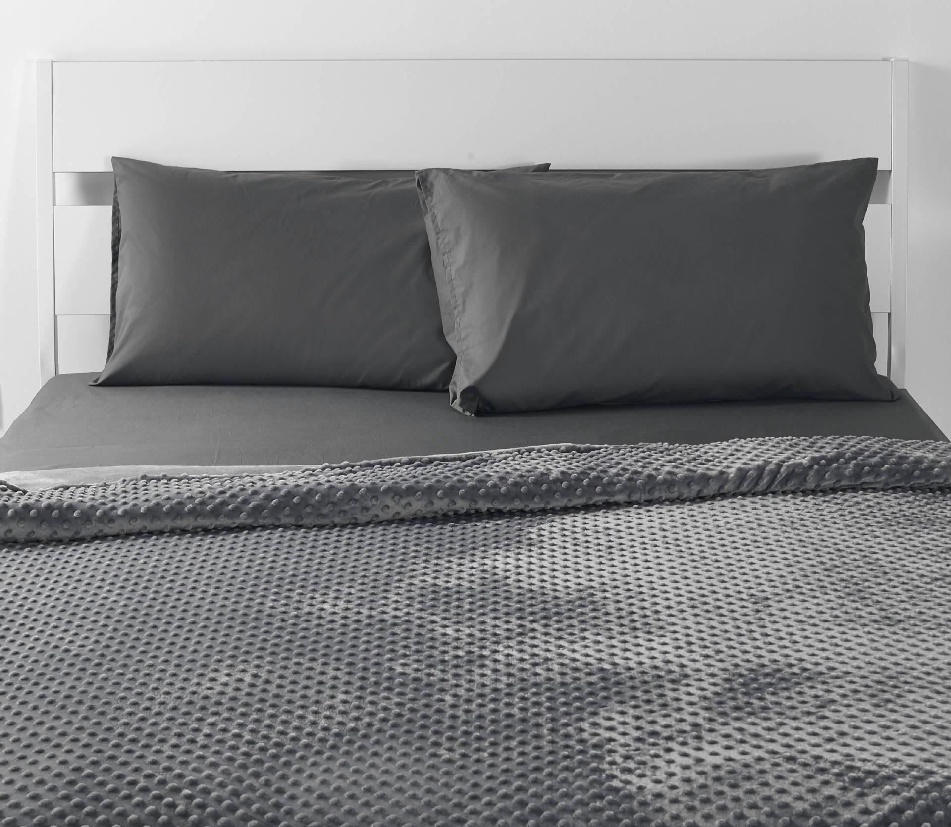 厂家直销优质重力被压泡外套亚马逊热卖爆款重力毯被套柔软舒适