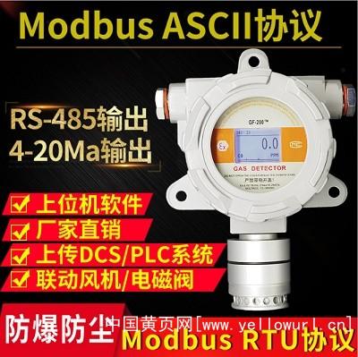 固定式氨气报警仪 氨气检测仪价格范围  厂家直供包邮