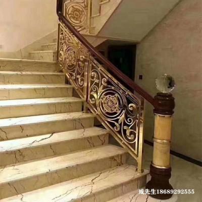 佛山铜楼梯扶手厂家报价