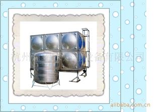供应5000L立式不锈钢水箱