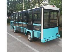 全封闭14座电动观光车,上海电动观光车销售