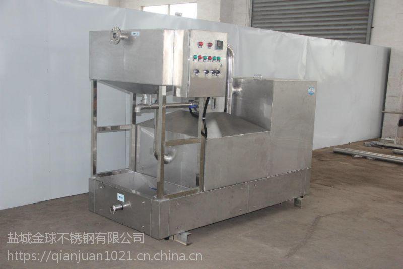 厂家定制HBOS-Y一体化全自动餐饮油水分离器
