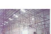 供应悬挂吊空生产线