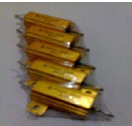 大功率铝壳电阻