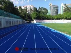 海南塑胶跑道建设,学校塑胶跑道价格优惠,质保三年!