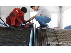 矿用滚筒过渡绳楔 JK2.5米绞车配件 安全检查专用