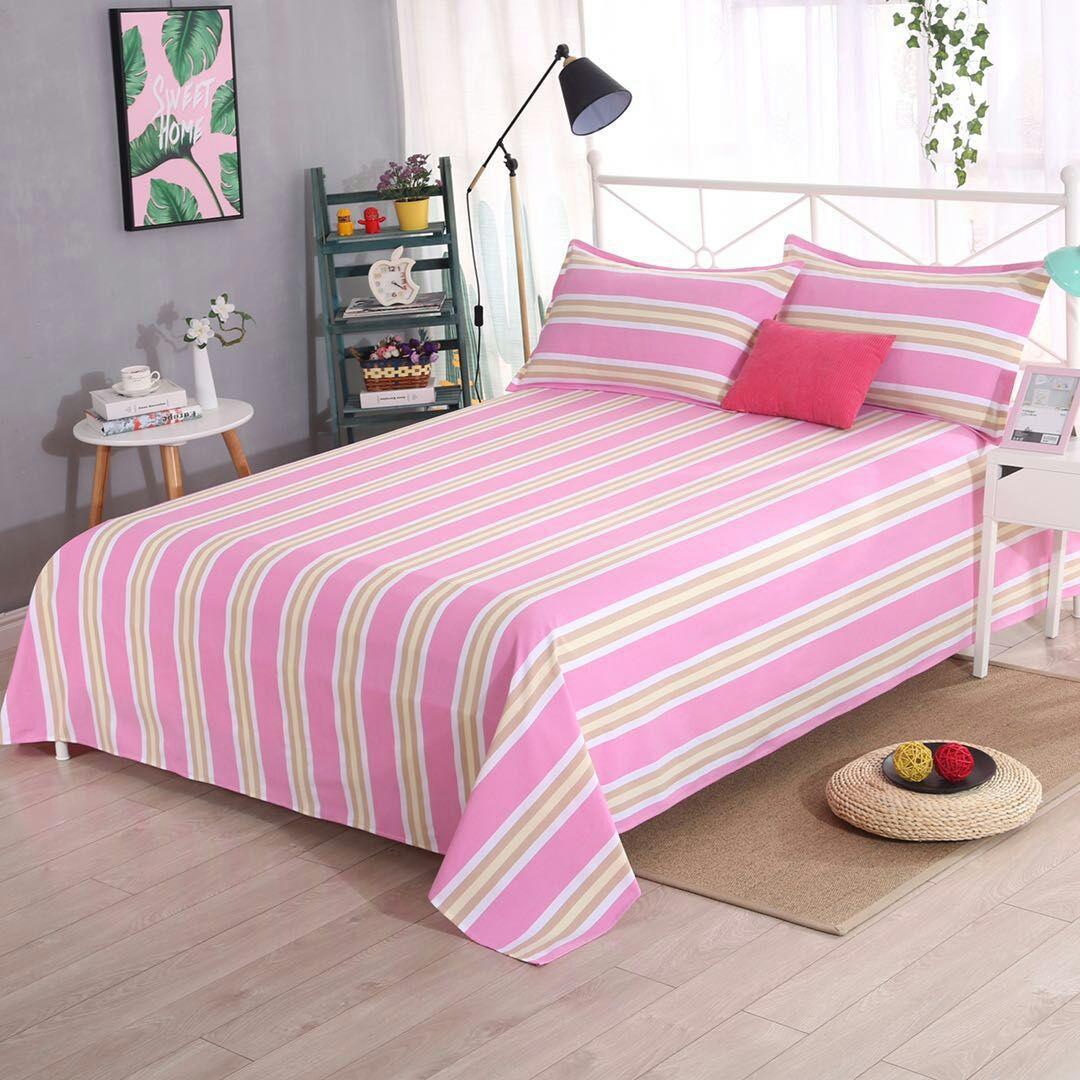 批发老粗布床单单件棉布单人双人床单加厚1.5米1.8m床被单