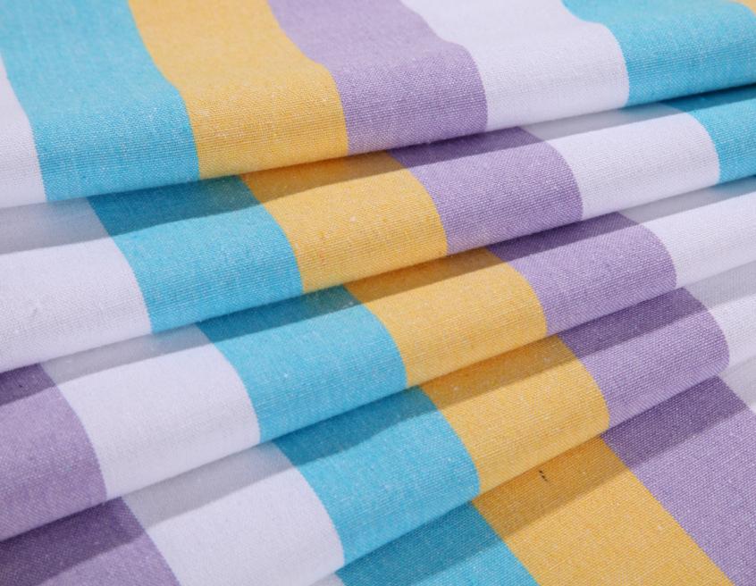 批发老粗布布匹布料床单布靠枕用棉布平纹布料纺织床品
