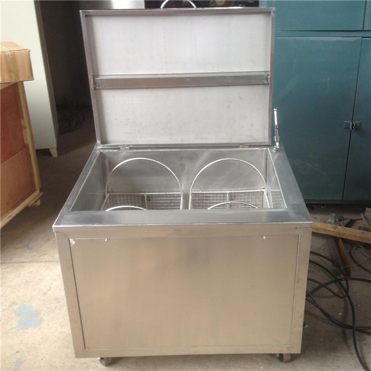 单槽超声波清洗机工业机械零件玻璃器皿等工件清洗非标定制