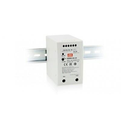 超宽高压输入DC-DC转换器DDRH-60明纬电源