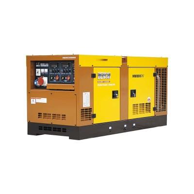 电王柴油发电电焊两用机HW800DS