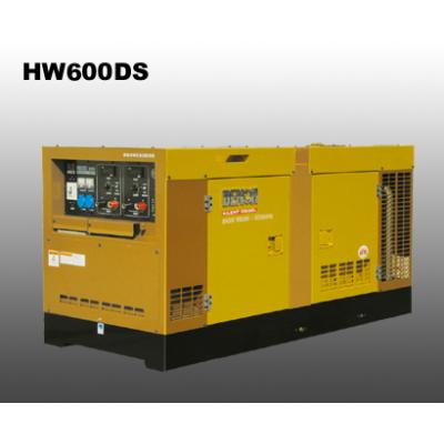 电王精密电器(北京)有限公司HW600DS三菱柴油发电焊机