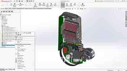 北京SolidWorks机械制图软件