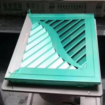 上海松日300*300铝扣板换气扇格栅式排风扇吊顶管道排气扇