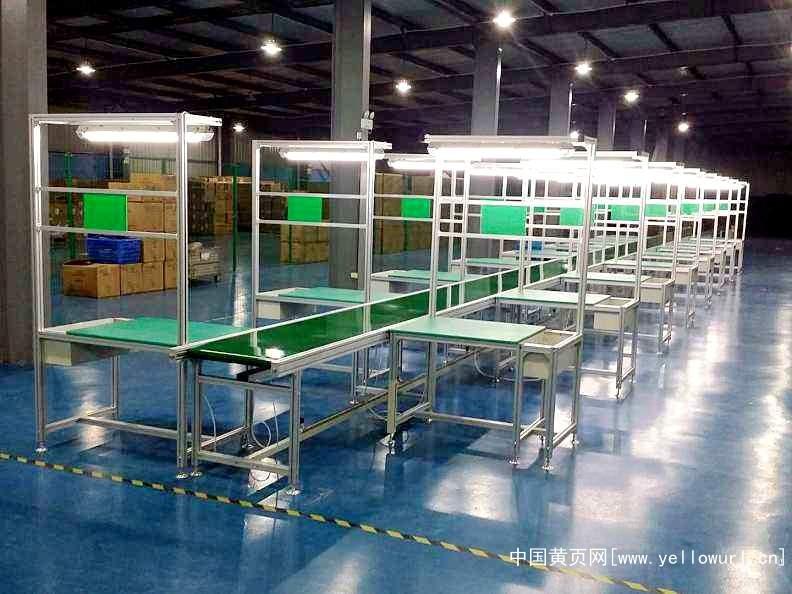 南京皮带输送流水线-博萃制造