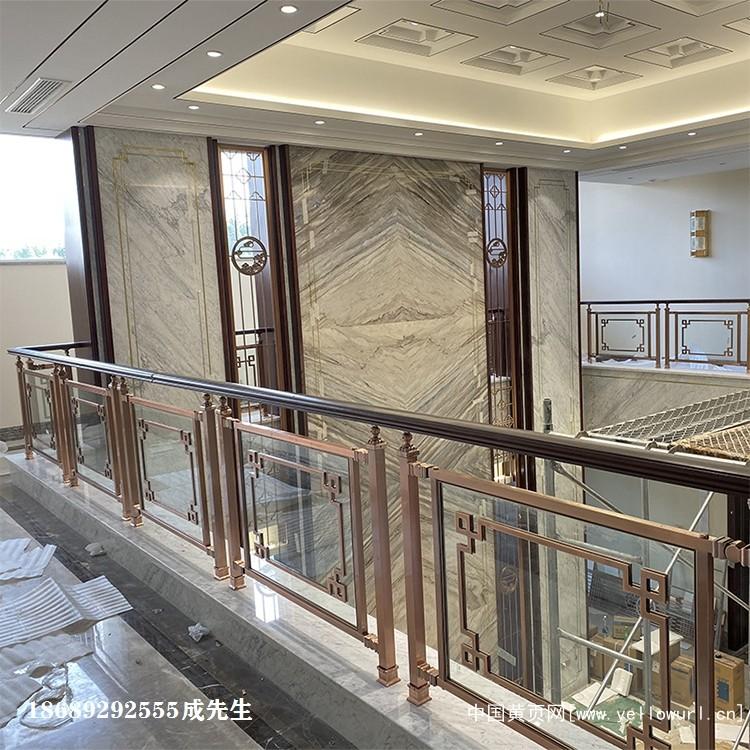 铜制楼梯扶手价格 欧式铜雕刻楼梯款式免费设计