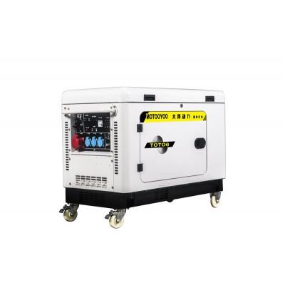 大泽动力6KW汽油发电机TOTO6