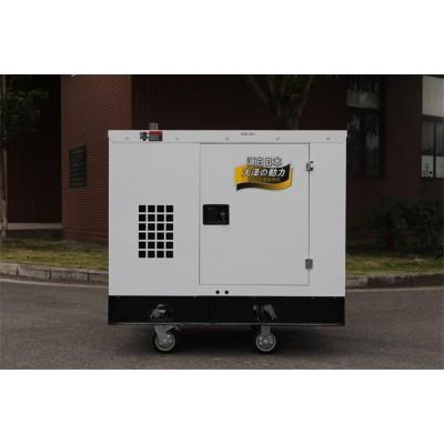 大泽动力20KW柴油发电机TO22000ETX