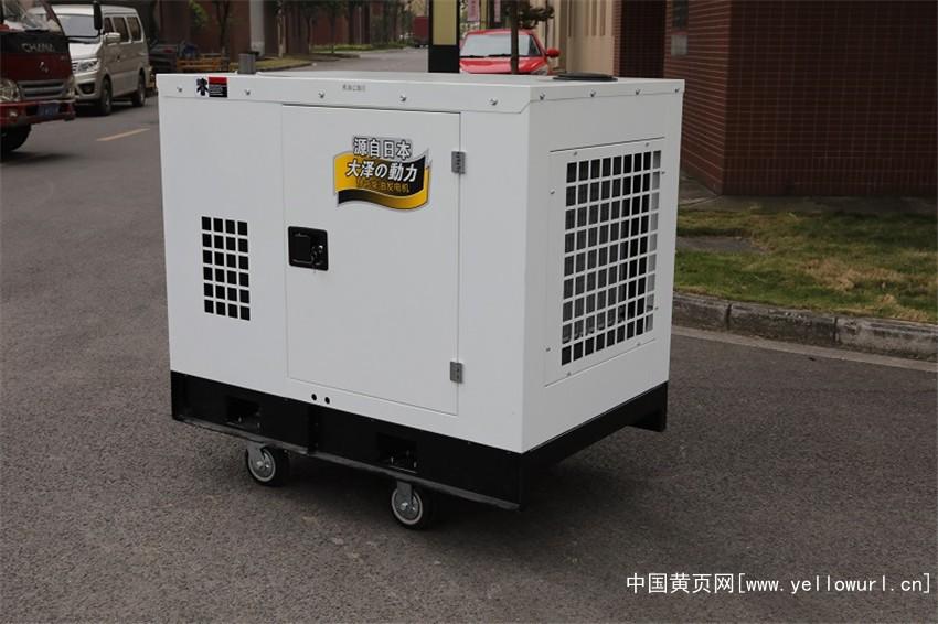 大泽动力25KW柴油发电机TO25000ETX