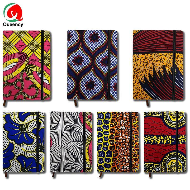 Notebook经典印花蜡布记事本非洲高端创意玩具纪念品礼物笔记本