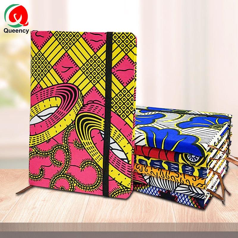 Notebook蜡布封面笔记本非洲办公用品商务笔记本创意印花记事本