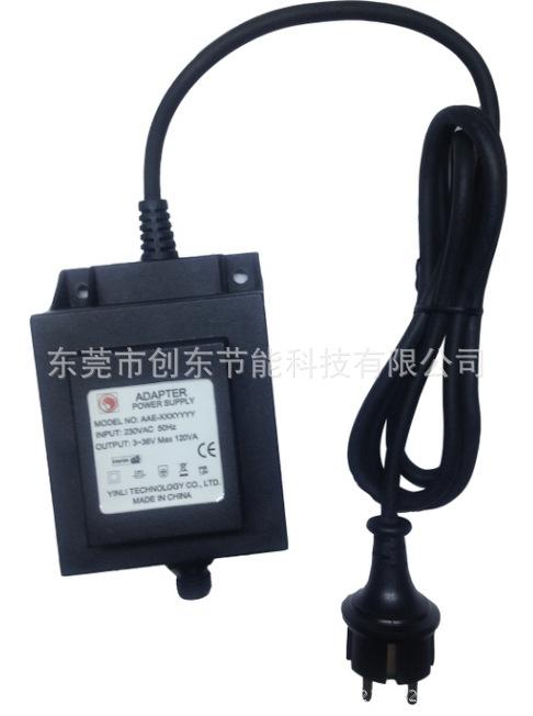 GS标准12VAC150WIP68户外防水变压器