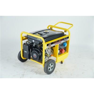 大泽动力5kw汽油发电机TO6500ET