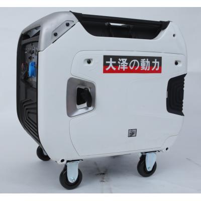 大泽动力8KW数码变频发电机TO8000IS