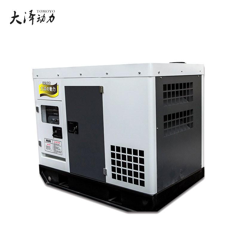 30KW全自動靜音柴油發電機