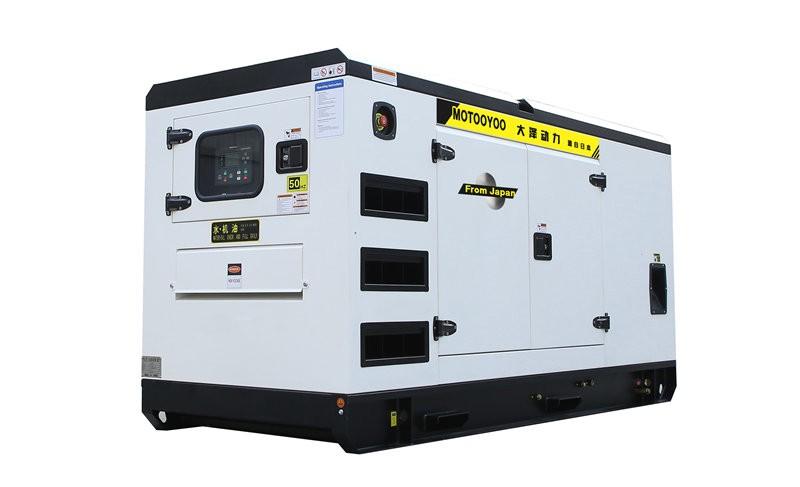 康明斯120千瓦柴油發電機參數