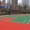 豪玉体育专业生产硅pu球场 硅pu球场价格 硅pu球场材料 硅pu球场厂家