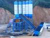 商品混凝土拌合站混凝土搅拌站设备双搅拌机水泥搅拌站设备