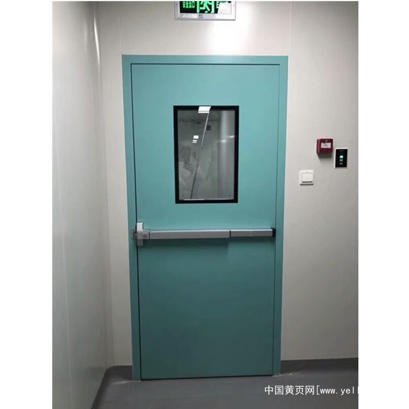 醫院凈化門價格 醫院防火凈化門廠家定制 筑森品牌放心購