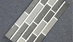 灰色文化石墙面砖_河南别墅外墙砖生产厂家