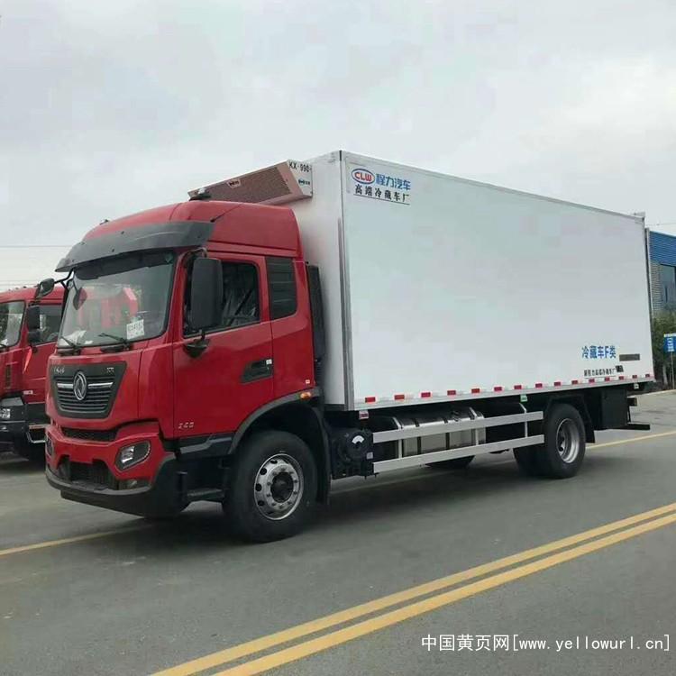 杭州冷藏车运输