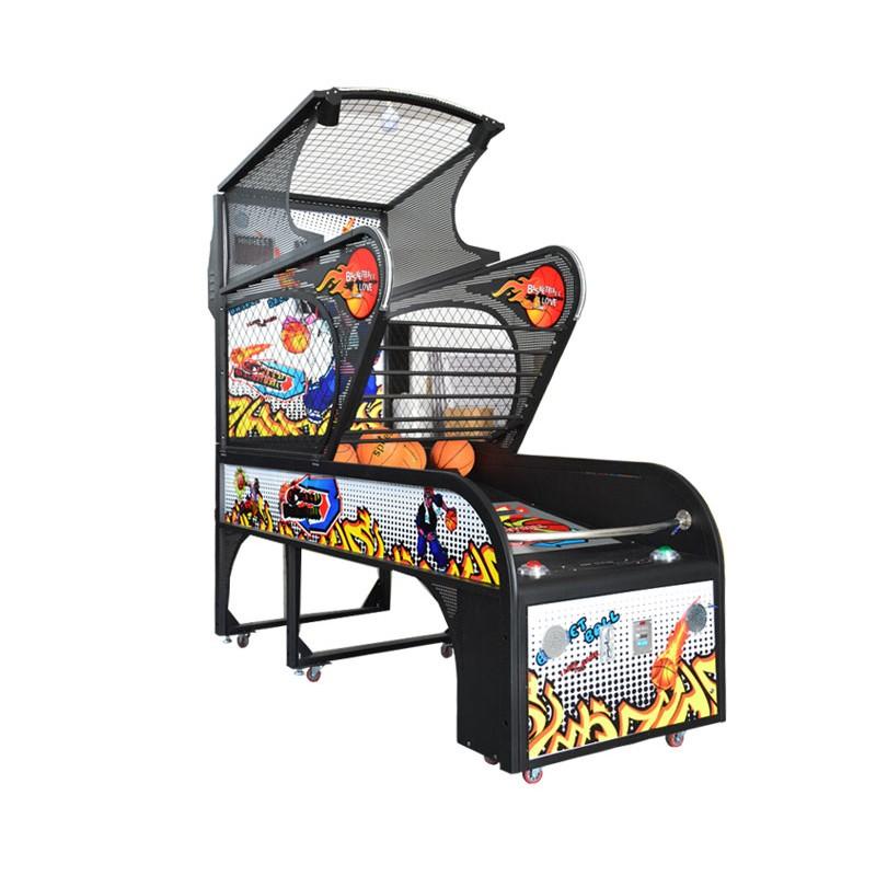篮球机投币游戏机